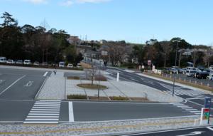 構内幹線道路