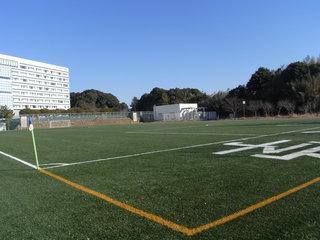 サッカー?ラグビーグランド