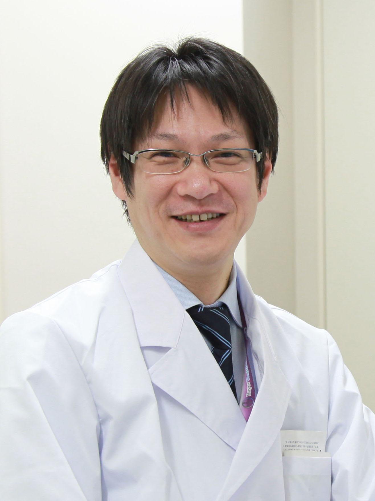 安田先生トップ