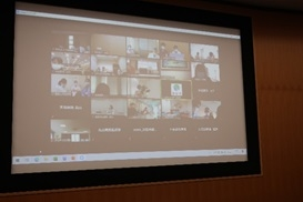 WEBによる参加施設の映像