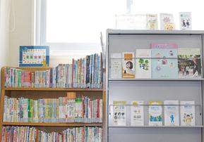 児童図書コーナー・「自動図書コーナー