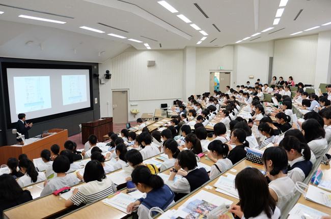 大学説明会(オープンキャンパス)