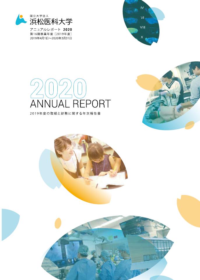 アニュアルレポート2020