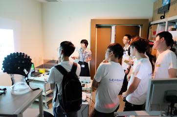 Zhejiang University students visited HUSM
